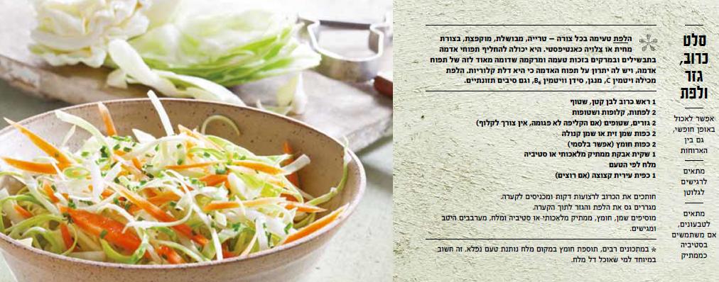 סלט לילדים - כך תעזור לילדים לאהוב ירקות